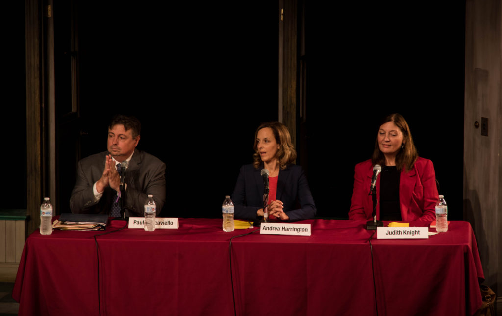 Bonus: Berkshire County DA Democratic Primary Debate