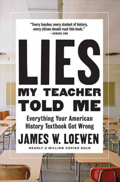 "#1457: ""Lies My Teacher Told Me"""