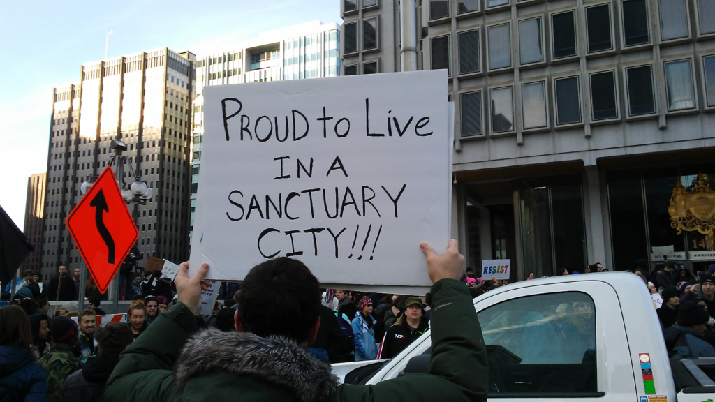 What Are Sanctuary Cities?