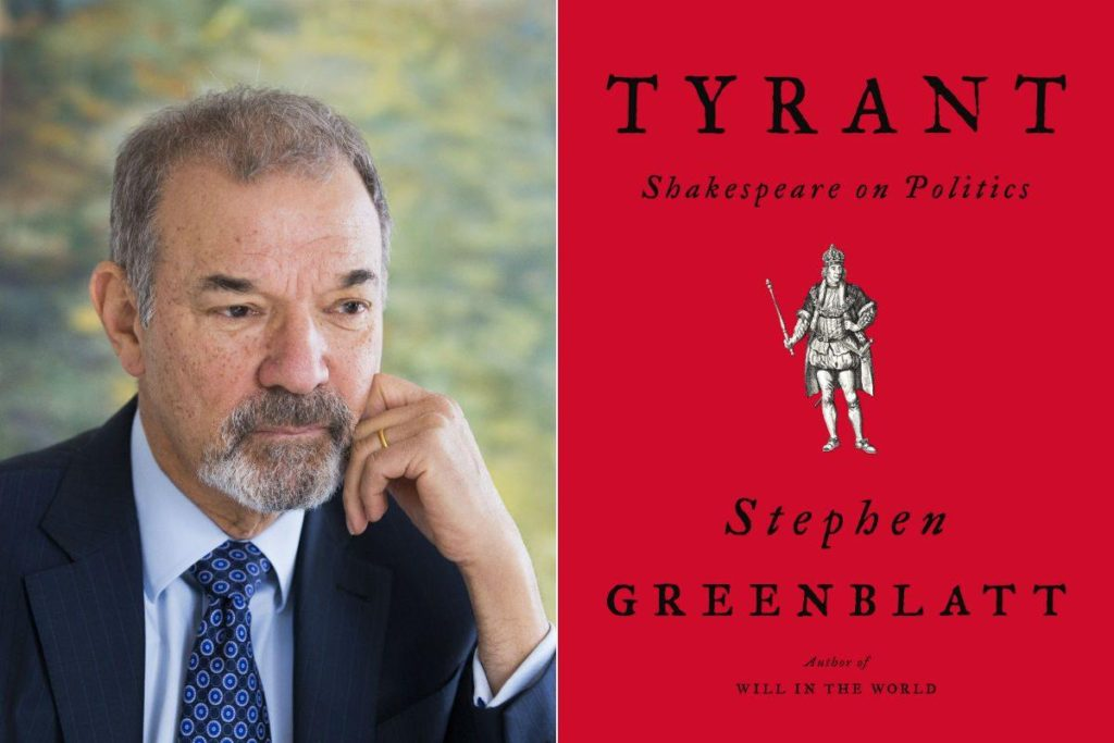 #1569 – Stephen Greenblatt