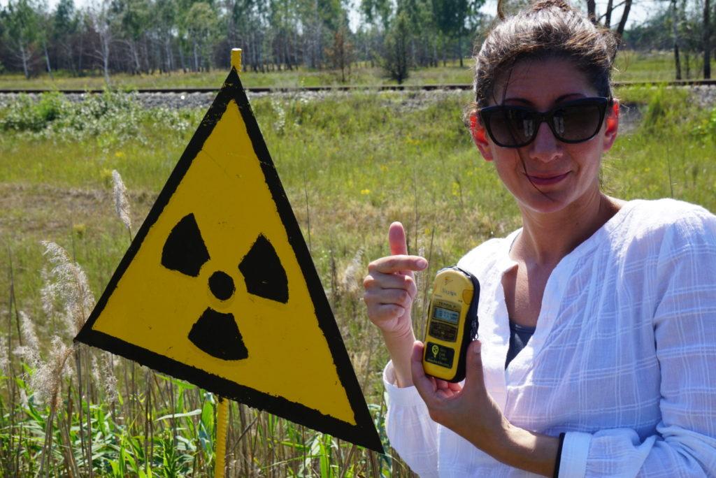 Radioactivity | Kristin Amico