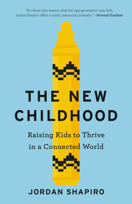 "#1477: ""Navigating The New Childhood"""