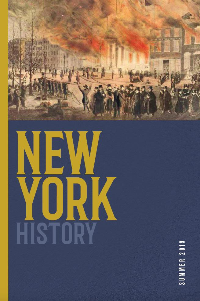 A New Future For The New York History Journal