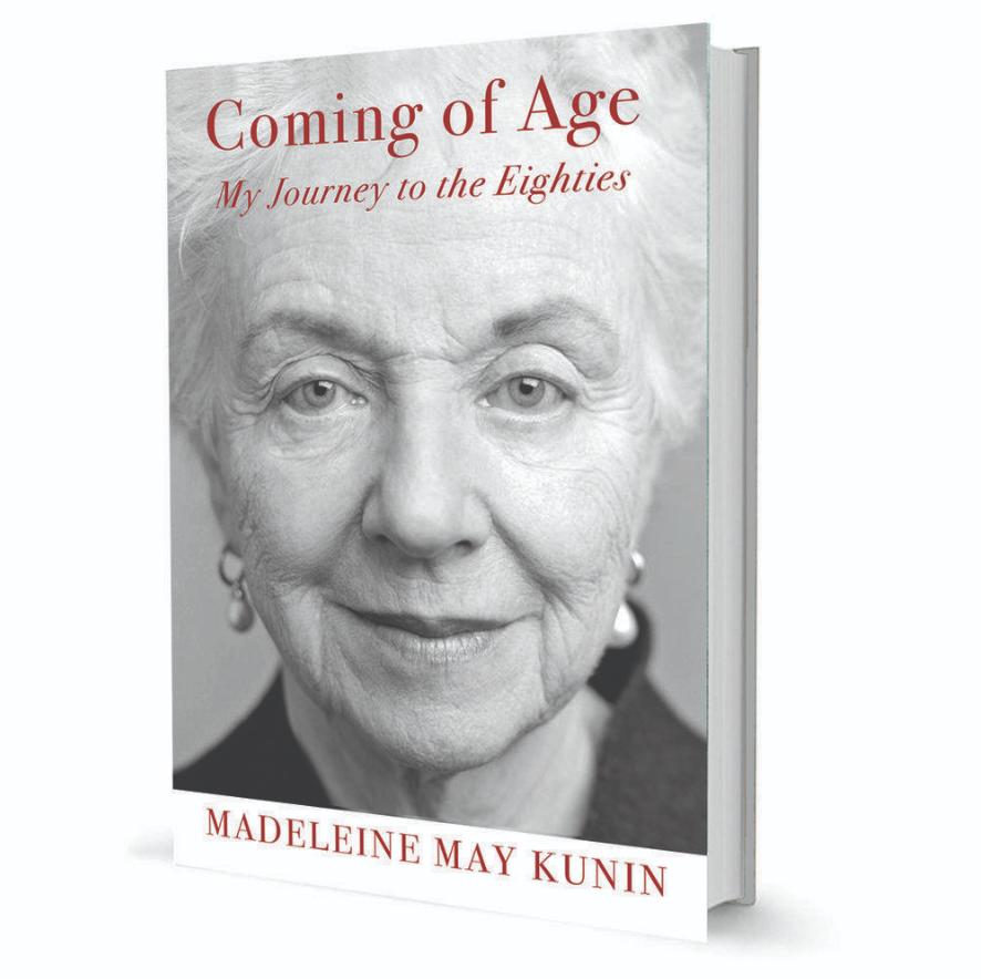 #1596 – Madeleine Kunin