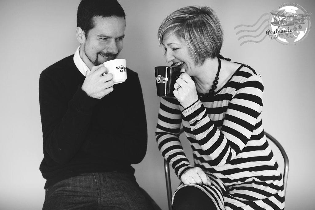 Tea Time | Kevin Borowsky