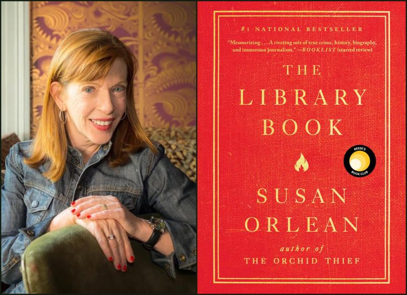 #1599 – Susan Orlean