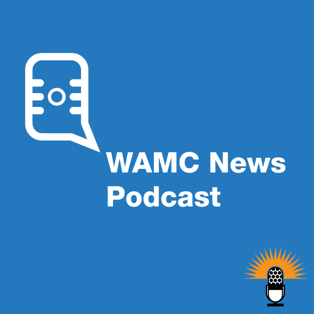 Introducing the WAMC News Podcast