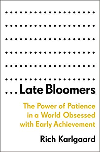 "#1498: ""Late Bloomers"" Achieving Success at a Young Age"