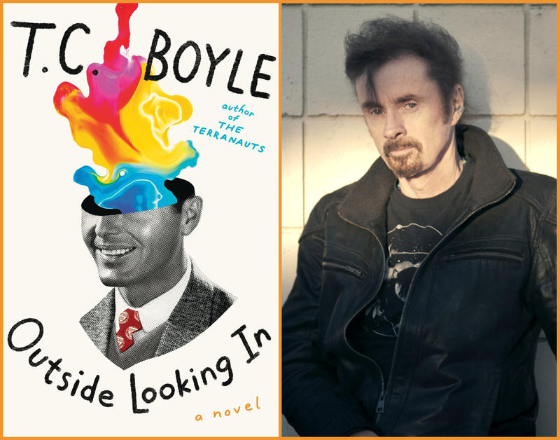 "#1618: T. C. Boyle's ""Outside Looking In"""