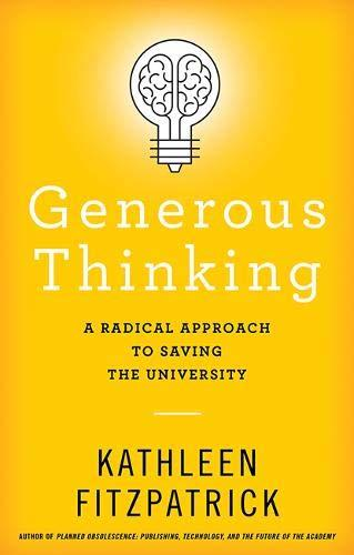 "#1508: ""Can Generous Thinking Save The University?"""