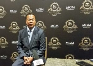 MGM's Mike Mathis