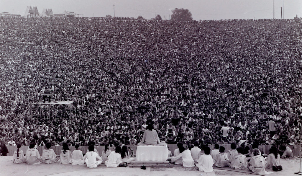 The Story Behind 1969's Woodstock Music Festival