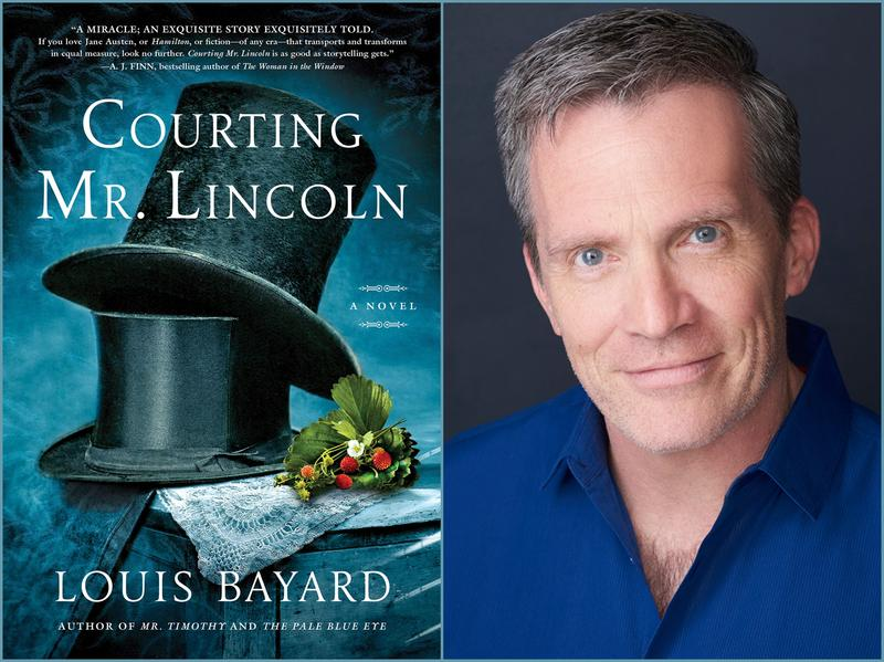 "#1621: Author Louis Bayard's ""Courting Mr. Lincoln"""