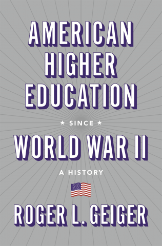 "#1514: ""The History Of American Higher Education Since World War 2"""