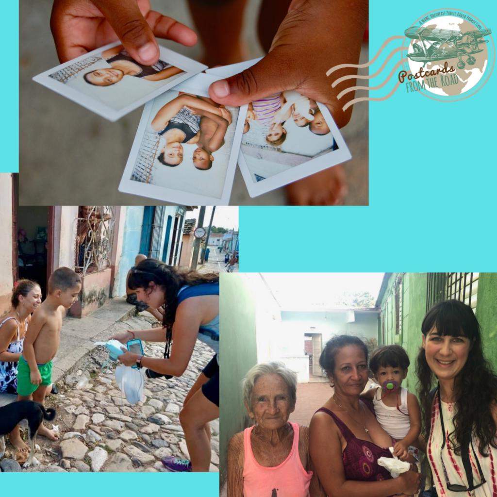 The Cuban Polaroid | Hannah Joseph