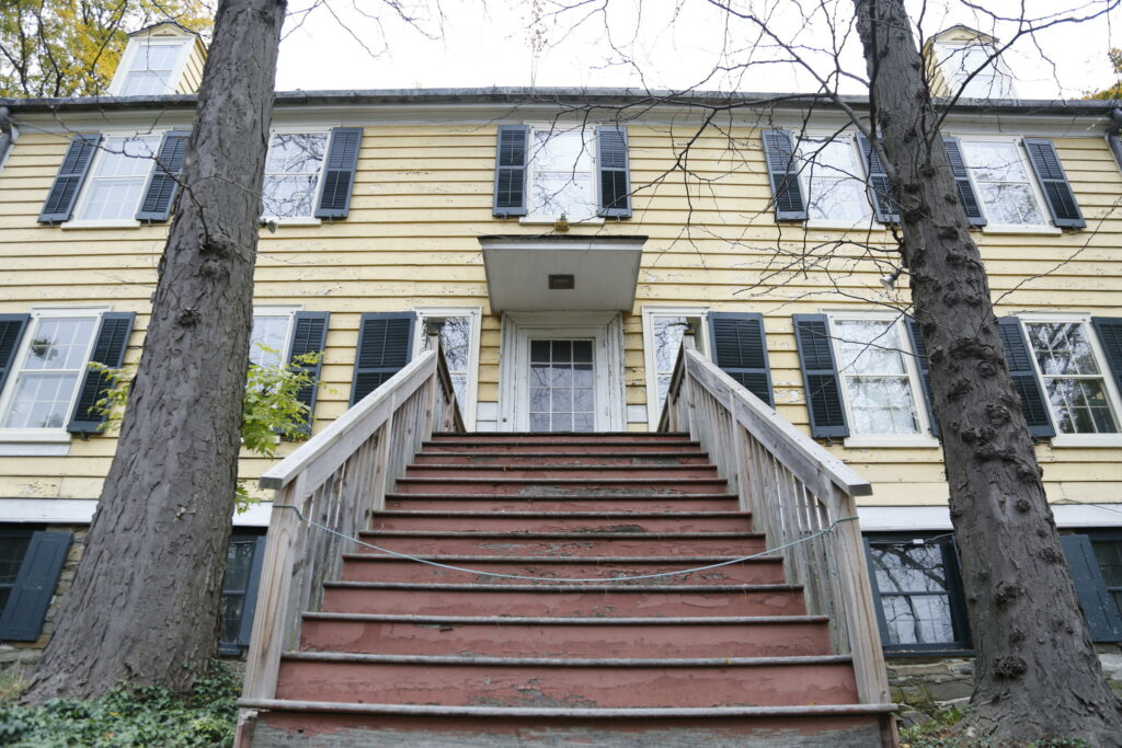 Albany Mansion Marks 19th Century Murder