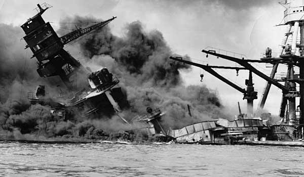 WAMC's In Conversation With: Historian And Professor Ivan Steen On Pearl Harbor