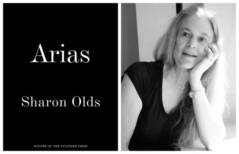 "#1639: Sharon Olds' ""Arias"""