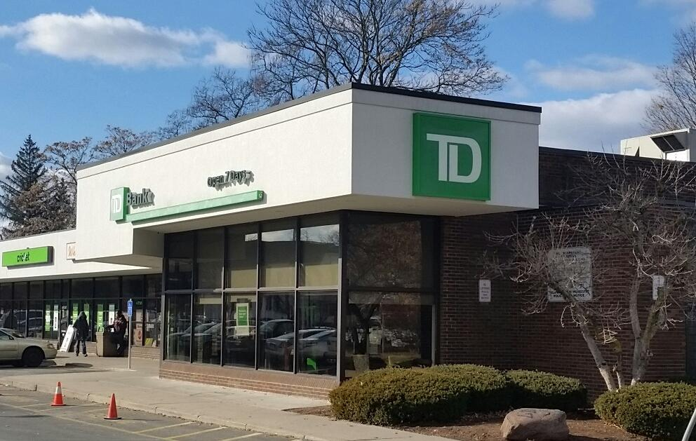 The TD Bank office at 958 State Street in Springfield, MA is scheduled to close January 31. There has been a bank at that location for over 40 years. It is the last full-service bank in the historically Black Mason Square neighborhood.
