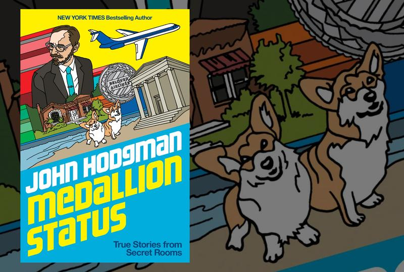 "#1643: John Hodgman's ""Medallion Status"" 