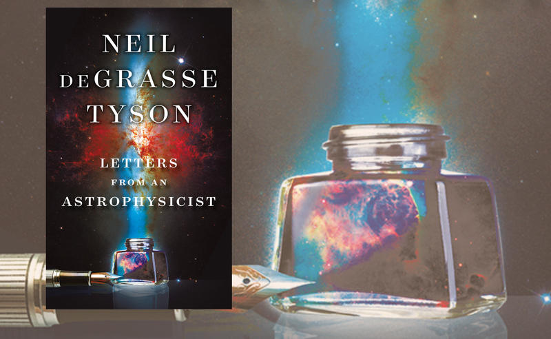 "#1642: Neil DeGrasse Tyson's ""Letters From An Astrophysicist"" 