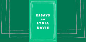 "Book ""Essays One"""