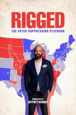 Conversationwith Tim Smith, Executive Producer of the documentaryRigged: the Voter SuppressionPlaybook