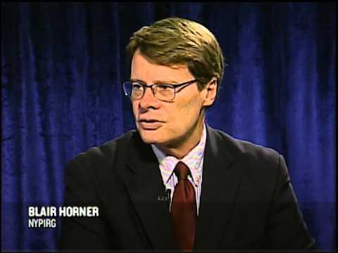 #2010: Blair Horner, Executive Director Of NYPIRG | The Capitol Connection