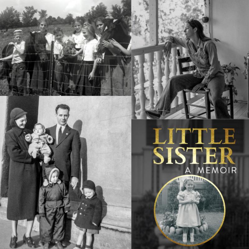 #1599: Little Sister, A Memoir; Opioid Recovery | 51%