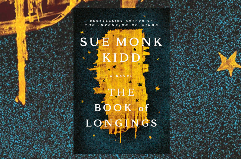 """#1659: Sue Monk Kidd's """"The Book of Longing"""" 