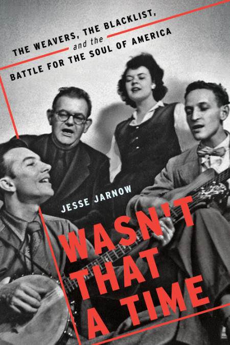 """WAMC's Alan Chartock In Conversation With Jesse Jarnow, Author Of """"Wasn't That A Time"""""""