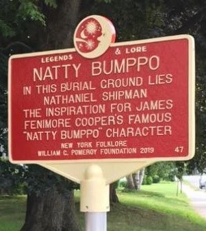 Who Is The Real Natty Bumppo? | A New York Minute In History