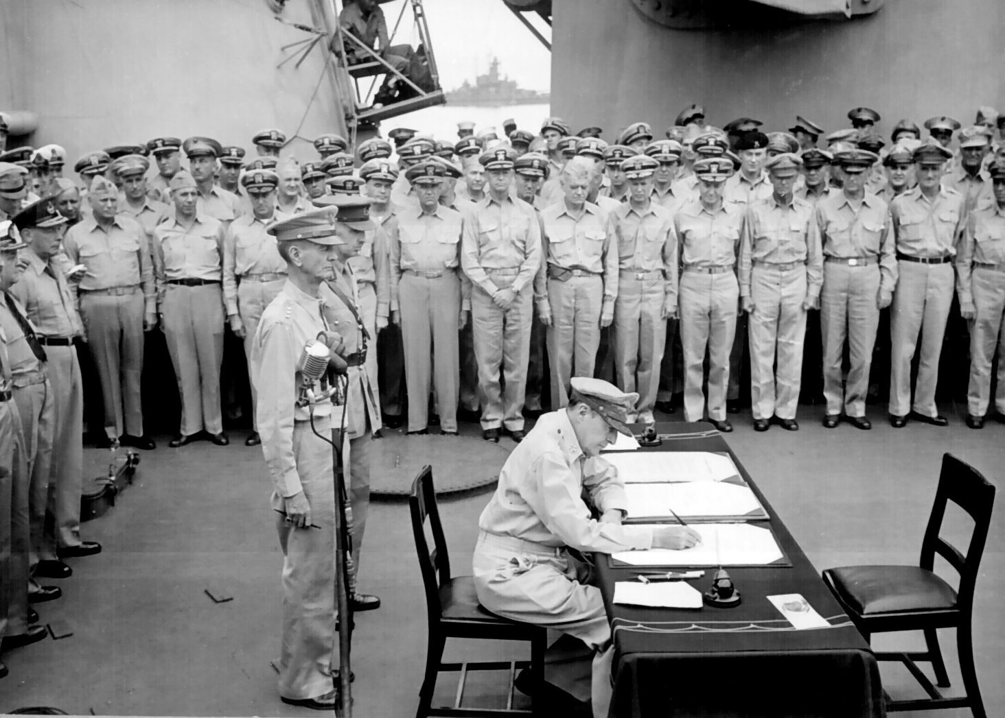 75 Years Later, NY Native Recalls Japan's Surrender Aboard U.S.S. Missouri | A New York Minute In History