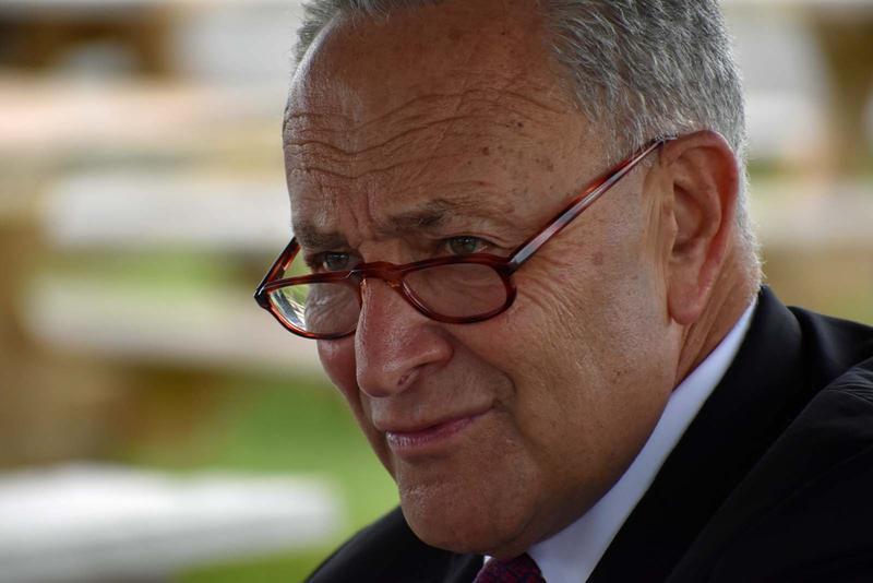 #2041: U.S. Senate Minority Leader Chuck Schumer | The Capitol Connection