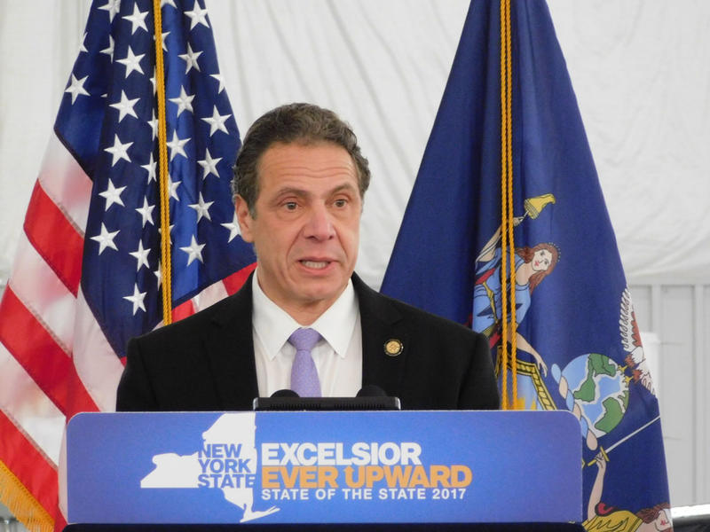 #2045: New York Governor Andrew Cuomo | The Capitol Connection