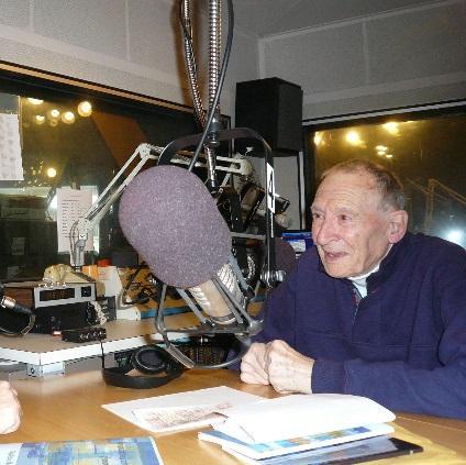 WAMC Contributor & WWII Veteran Paul Elisha | WAMC's In Conversation With