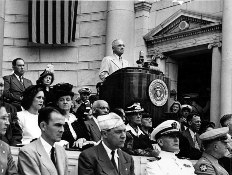 Historian Dr. Richard Pfau On The Truman Doctrine | The Power Of Words