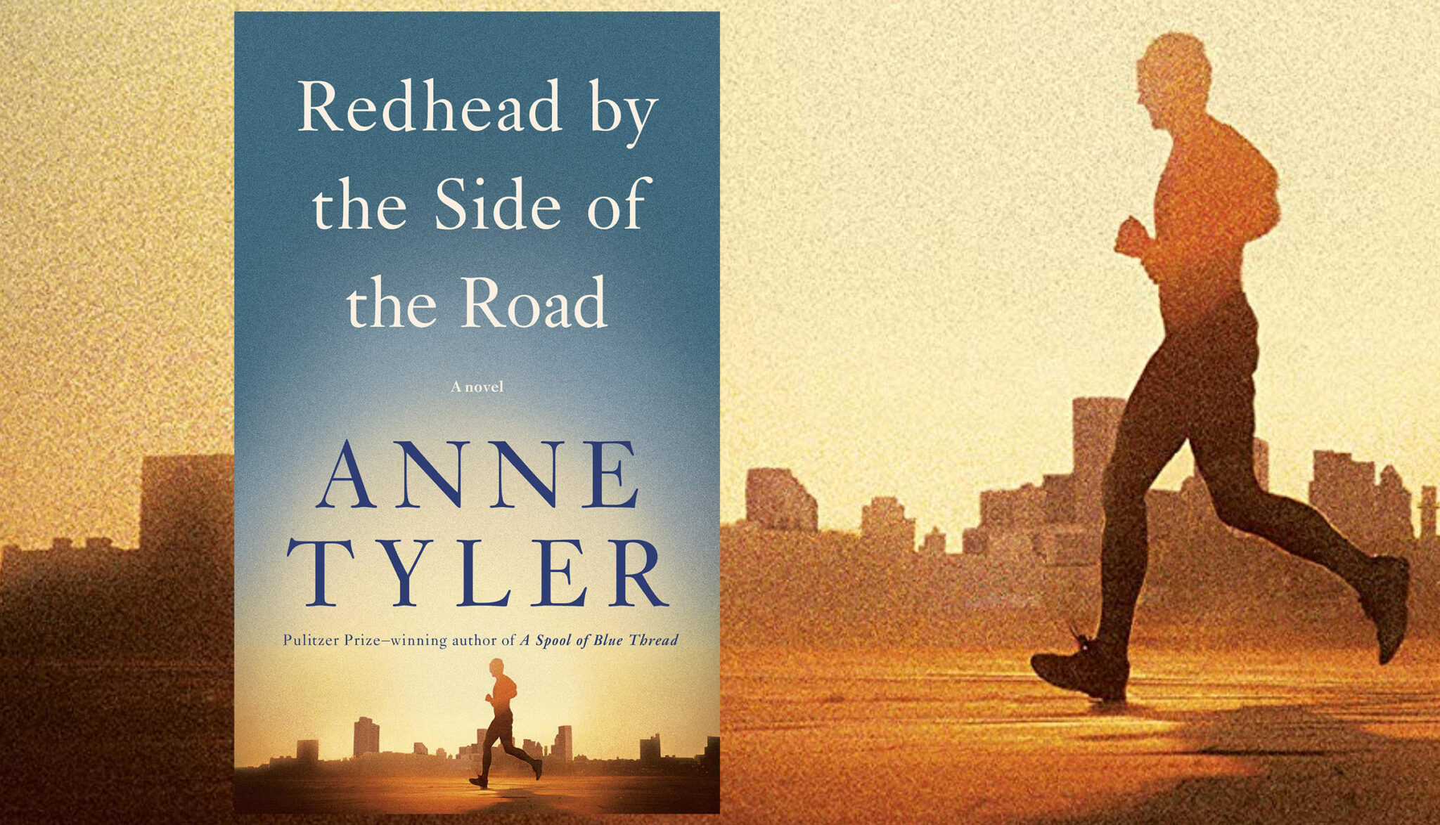 "#1692: Anne Tyler ""Redhead By The Side Of The Road"" 
