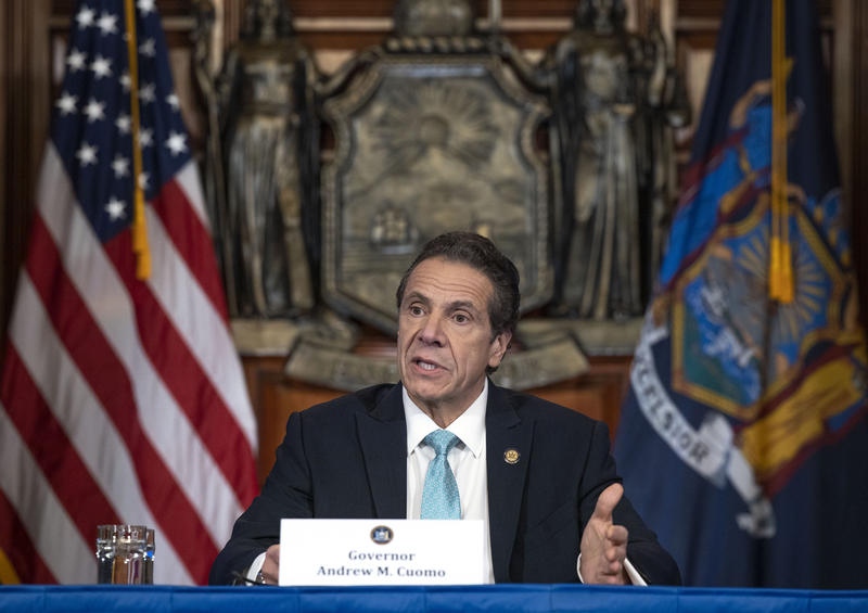 #2050: New York Governor Andrew Cuomo | The Capitol Connection