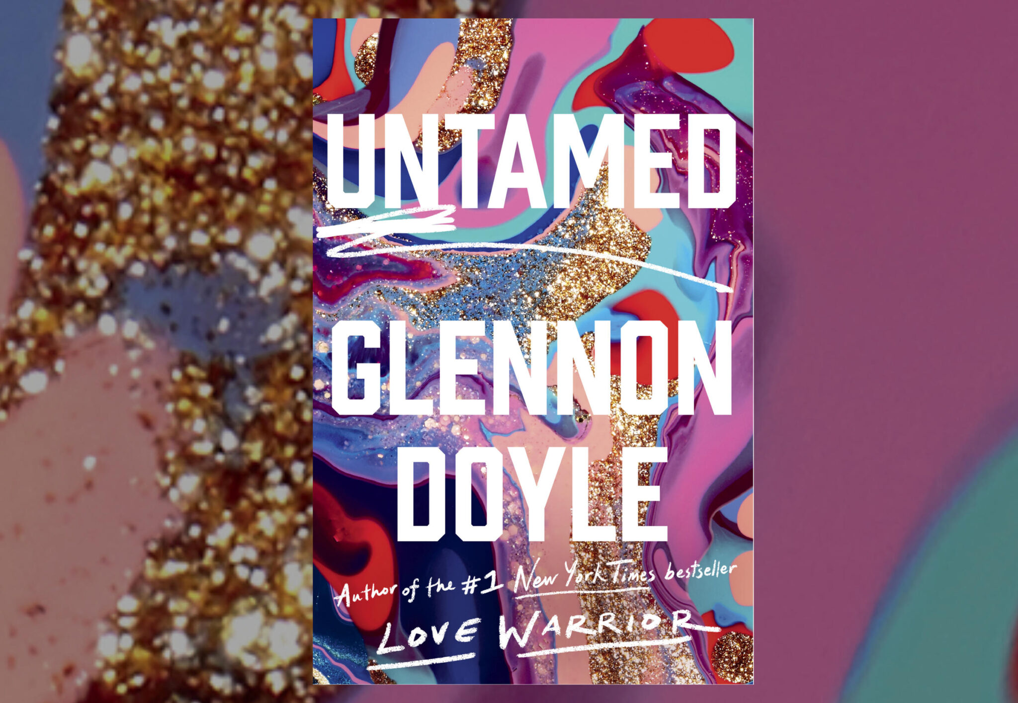 "#1693: Glennon Doyle ""Untamed""   The Book Show"