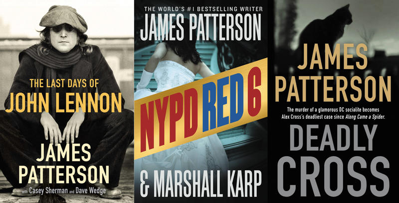 #1691: Off-The-Shelf With James Patterson | The Book Show