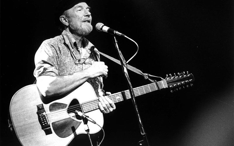 Folk Icon Pete Seeger | WAMC's In Conversation With