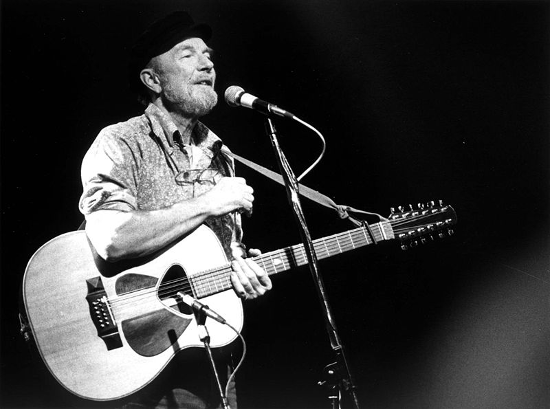 Pete Seeger Remembers | WAMC's In Conversation With