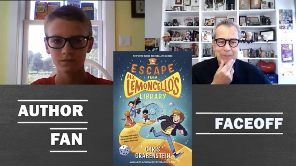 #1582: The Author Fan Face-Off | The Best Of Our Knowledge