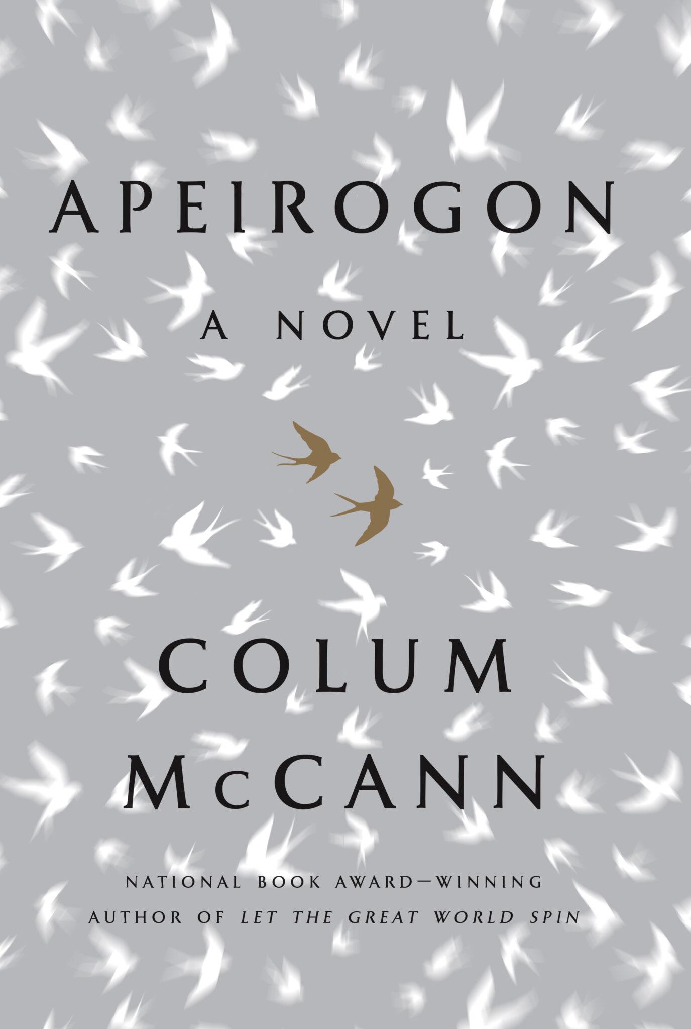 """#1698: Colum McCann """"Apeirogon""""   The Book Show"""