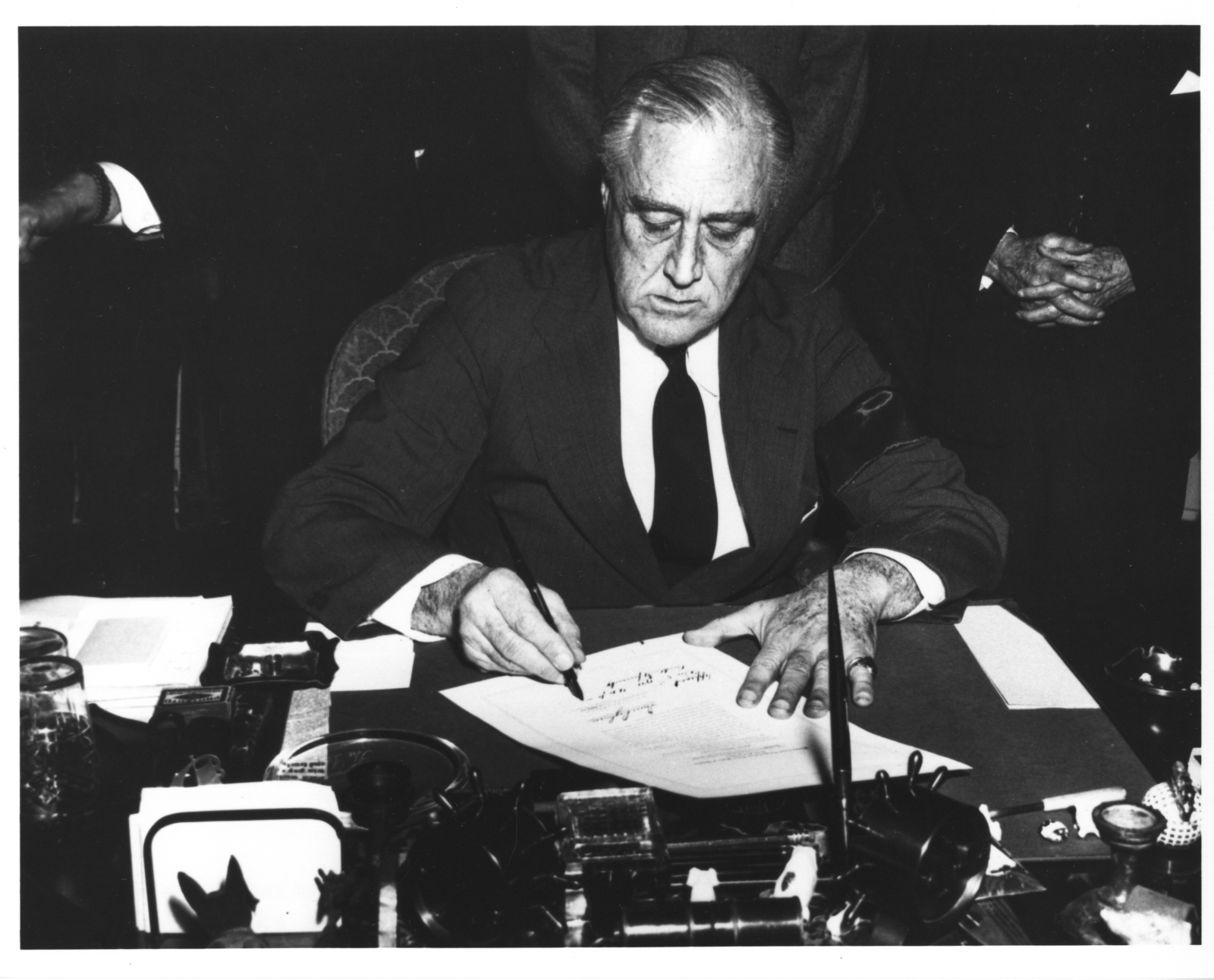 FDR: Four Freedoms Speech | Power Of Words