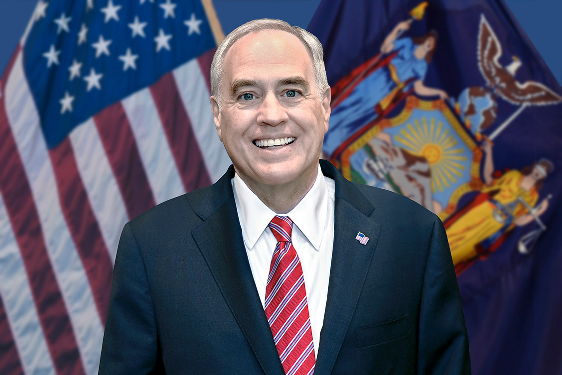#2102: NYS Comptroller Tom DiNapoli | The Capitol Connection