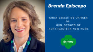 Girl Scouts CEO