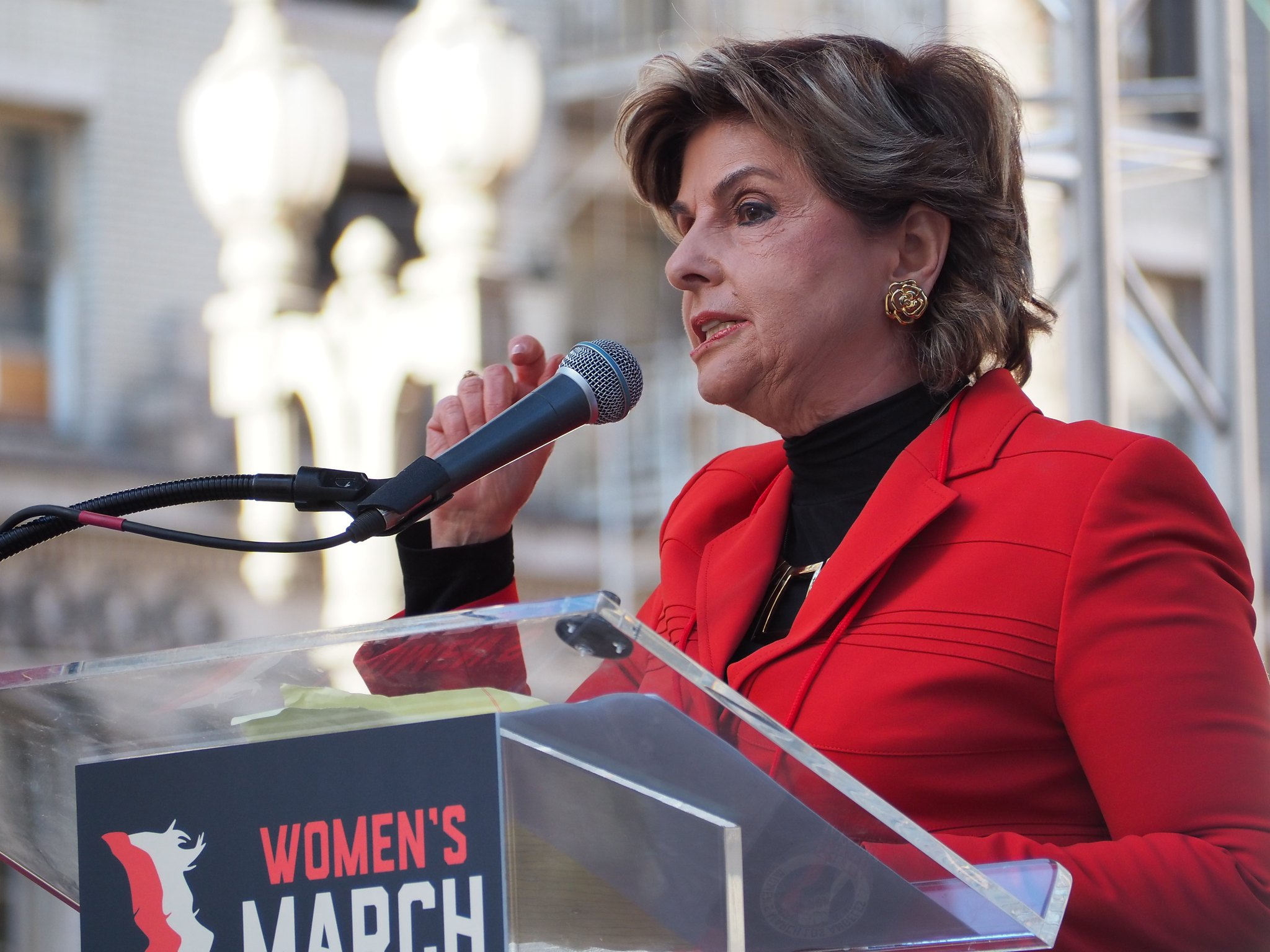 #1658: A Conversation With Women's Rights Attorney Gloria Allred | 51%
