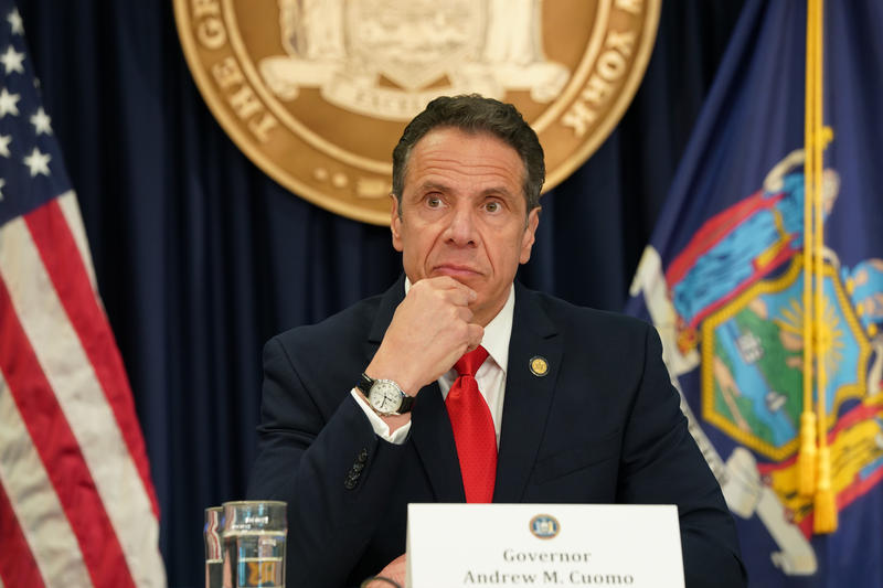 #2118: Embattled Gov. Cuomo Pursues Survival Strategy | The Legislative Gazette